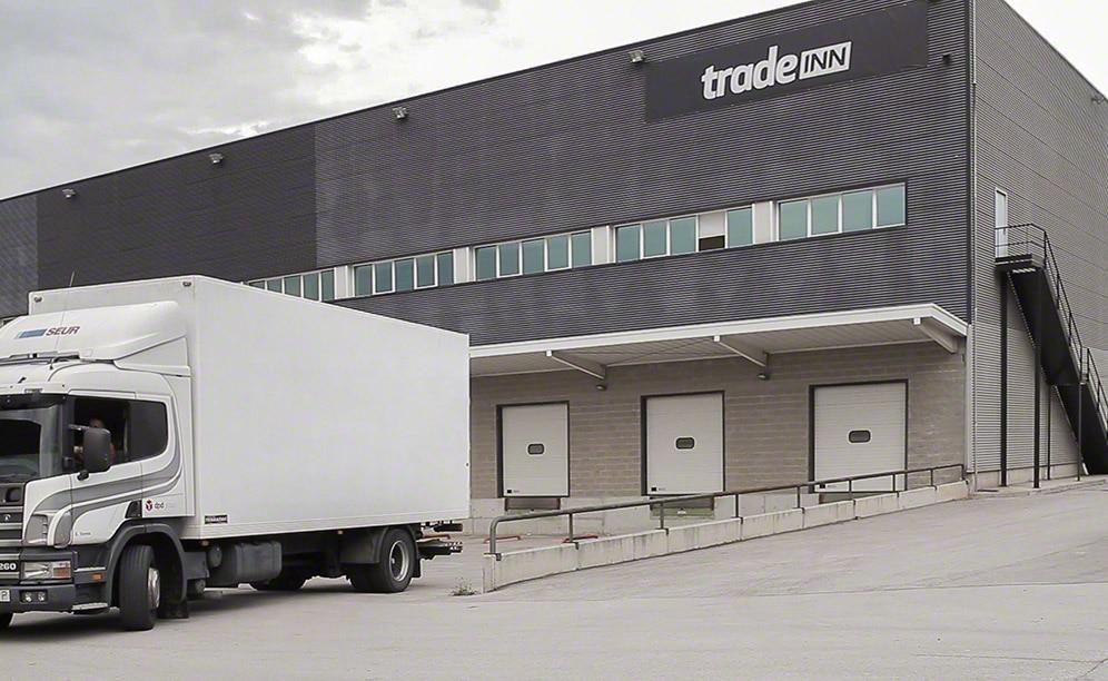 Mecalux dostawcą globalnych rozwiązań dla branży <i>e-commerce</i>