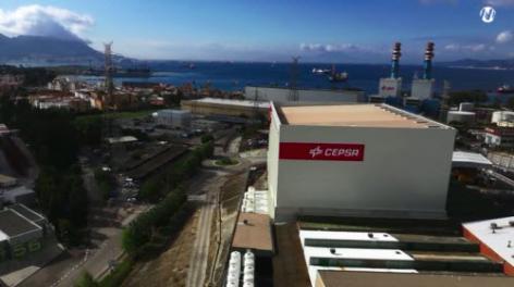 Mecalux zbudował automatyczny magazyn samonośny o powierzchni ponad 4500 m² dla firmy Cepsa