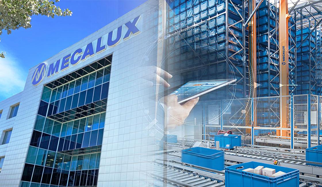 Mecalux – film korporacyjny