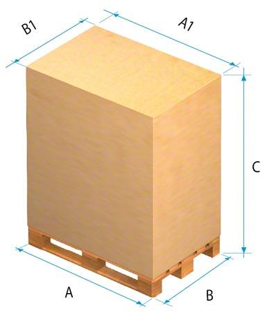 Aby prawidłowo określić funkcje magazynu, należy m.in. wziąć pod uwagę wymiary składowanych towarów