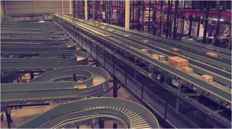 DECASA: wysoka wydajność składowania i kompletacji