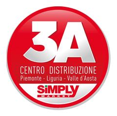 3A, dostawca sieci supermarketów Simply we Włoszech, rozbudowuje swoje centrum dystrybucyjne, wyposażając je w regały paletowe