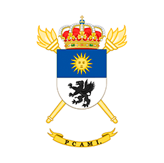 Regały półkowe przepływowe z systemem <em>pick-to-light</em> w hiszpańskim wojsku (PCAMI)