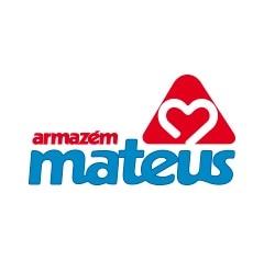 Duża pojemność magazynowa centrum dystrybucyjnego Armazém Mateus w Brazylii