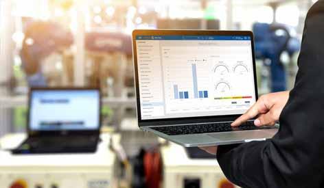 Analiza łańcucha dostaw (System SCM)