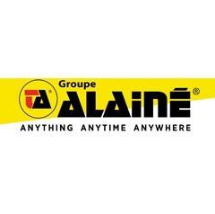 Magazyn grupy Alainé, francuskiego operatora logistycznego