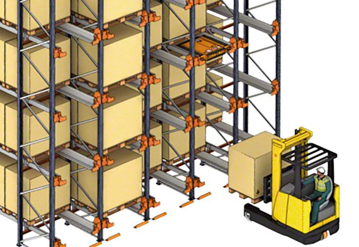 Mecalux pomaga firmie Costa usprawnić proces logistyczny
