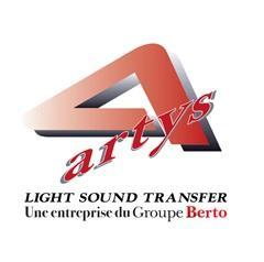 Magazyn firmy Artys we Francji do składowania sprzętu audio