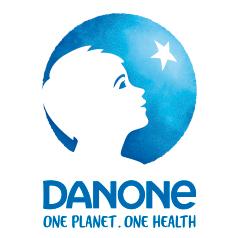 Składowanie specjalistycznych produktów żywieniowych w magazynie firmy Danone
