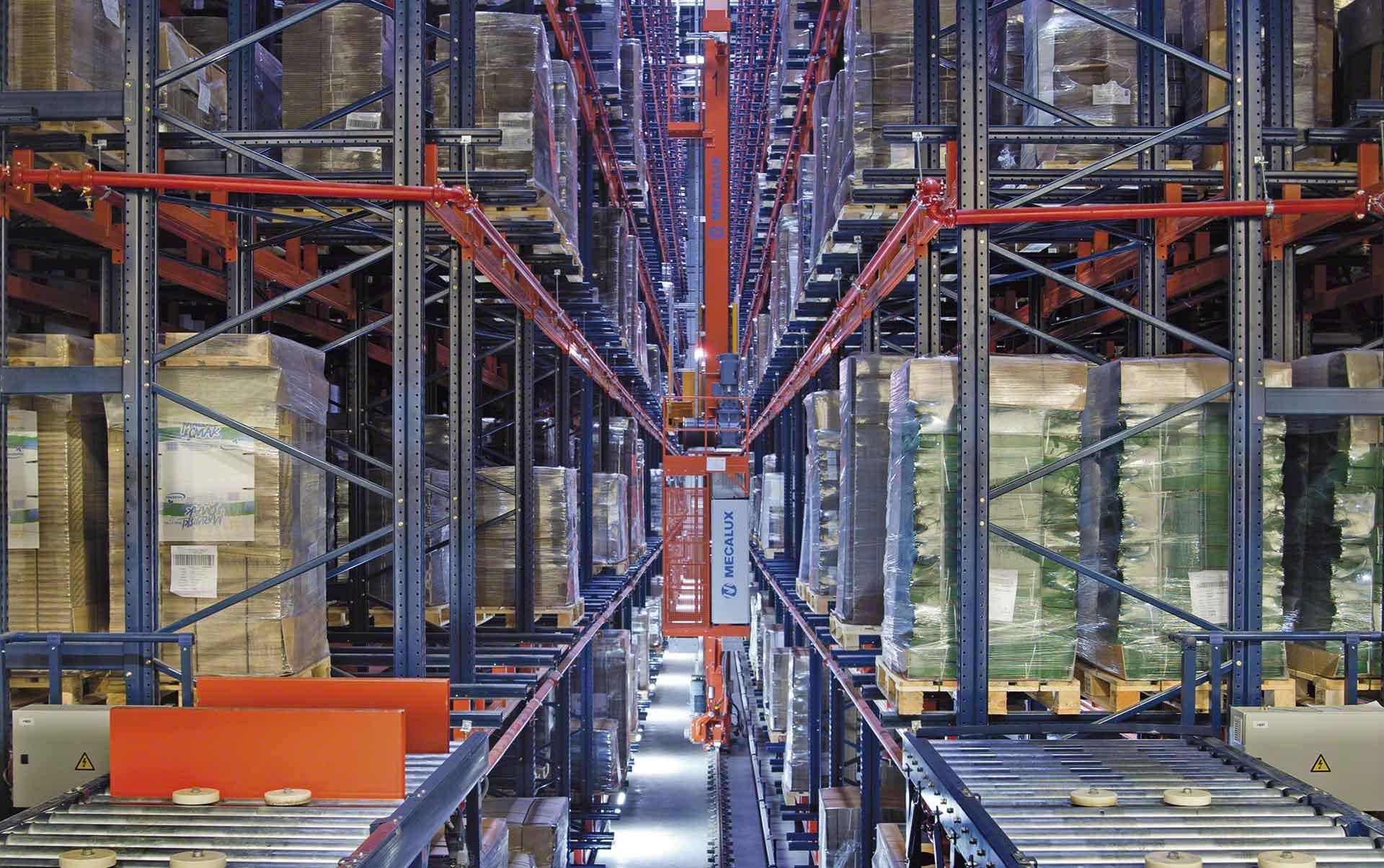 WOK: trzy nowe korytarze z układnicami magazynowymi umożliwiające dalszą ekspansję