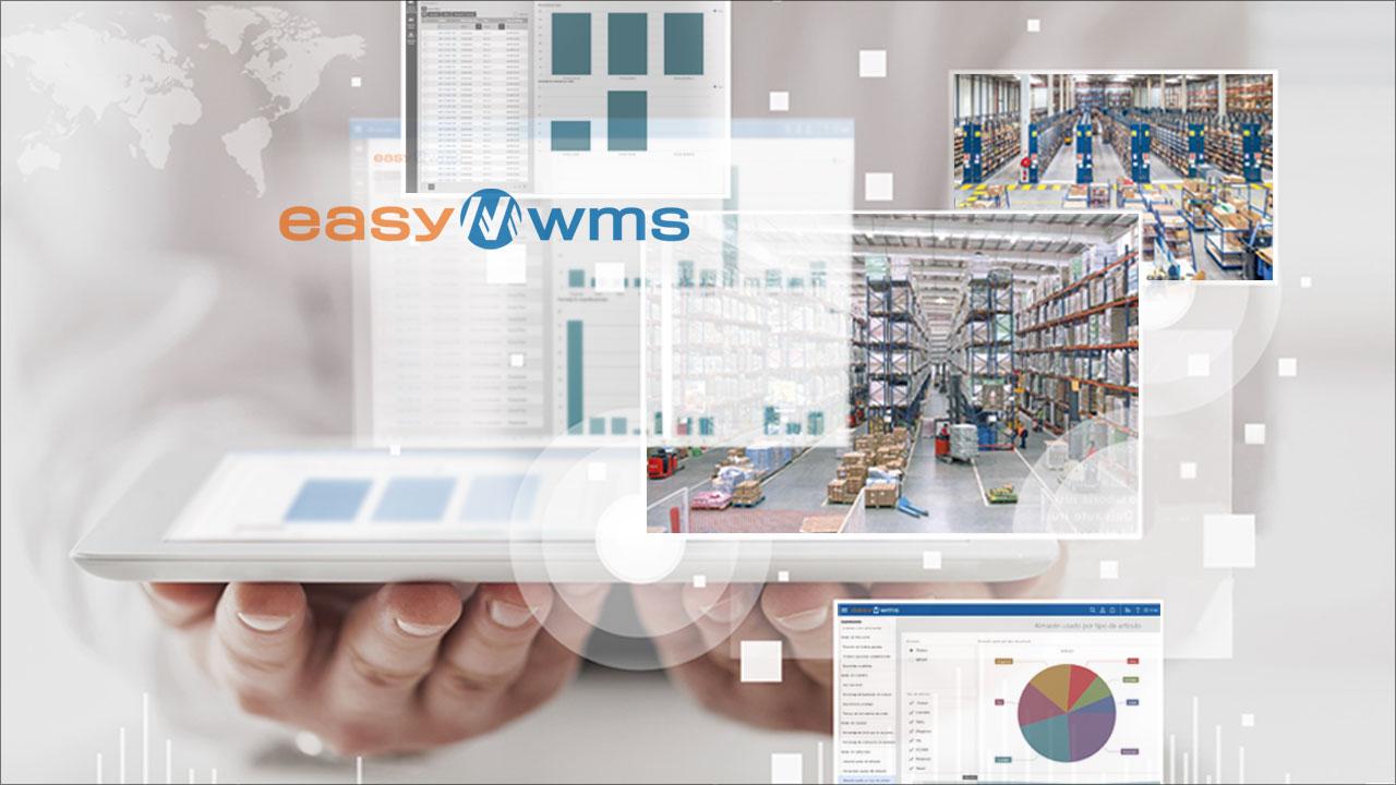 Easy WMS. Oprogramowanie logistyczne stworzone przez ekspertów w obszarze magazynowania