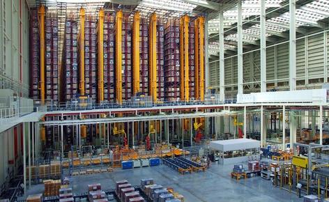 Mecalux finalizuje proces automatyzacji magazynów Grupy Porcelanosa w Castellón