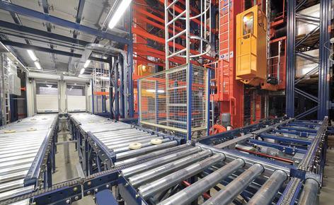 Mecalux wybudował w centralnej Polsce nowy magazyn automatyczny dla japońskiego giganta farmaceutycznego